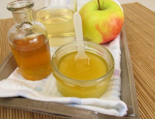 Oțet de mere pentru păr: 5 motive să îl folosești
