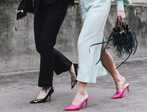 5 modele de pantofi de vară pe care orice femeie trebuie să îi aibă
